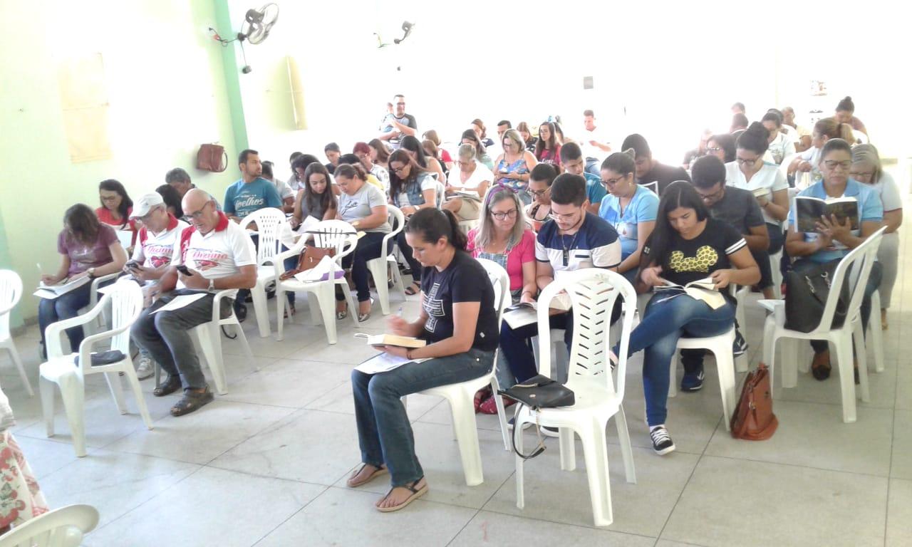Escola de formação Bíblica Pastoral