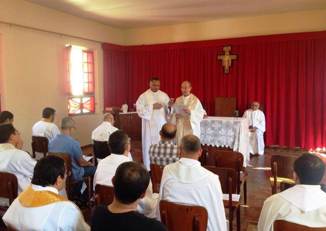 Resultado de imagem para bispo anuncia transferencias na diocese de afogados da ingazeira
