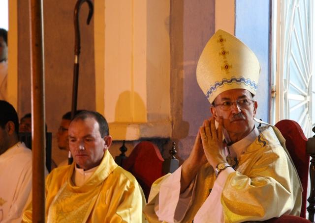 Padre Genildo Herculano Assume Paróquia De Nossa Senhora De Lourdes